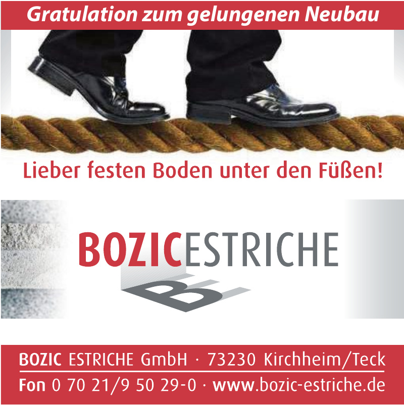 Bozic Estriche GmbH
