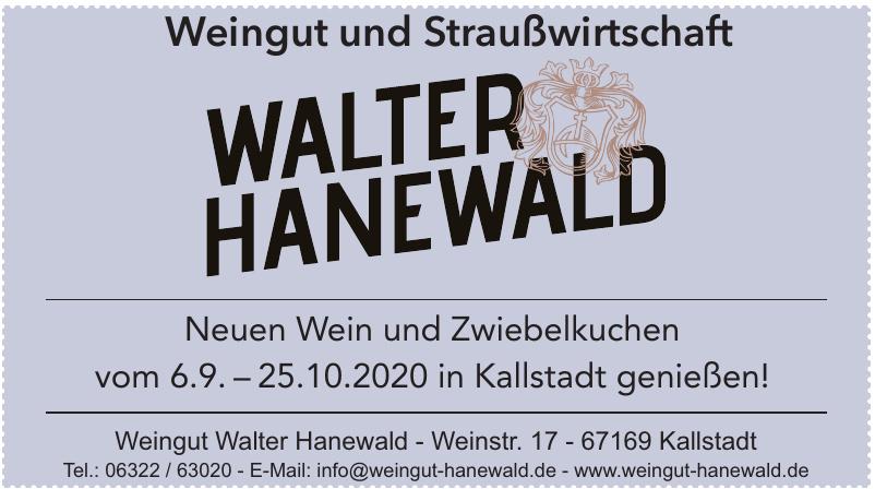 Weingut Walter Hanewald