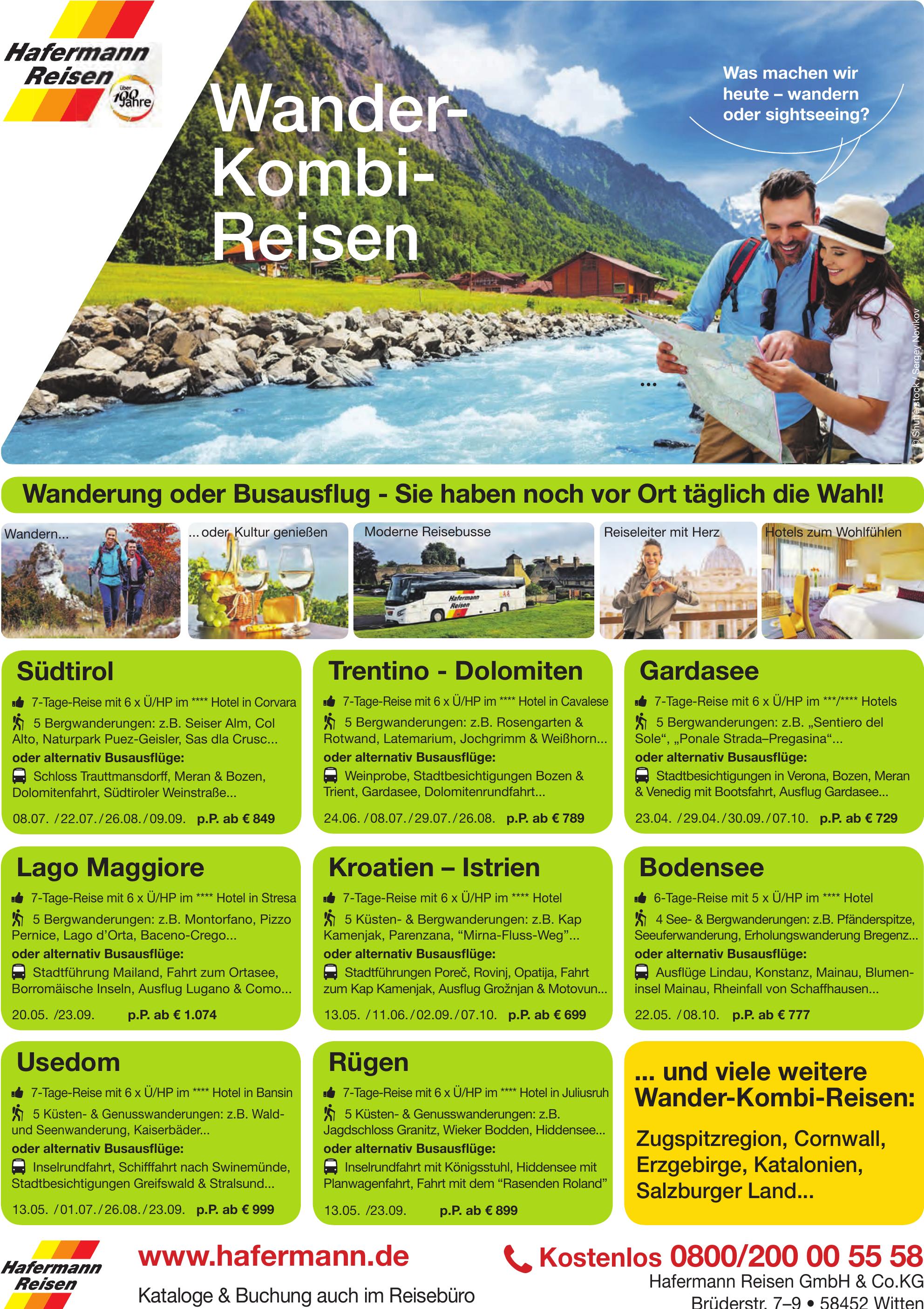 Hafermann Reisen GmbH & Co.KG