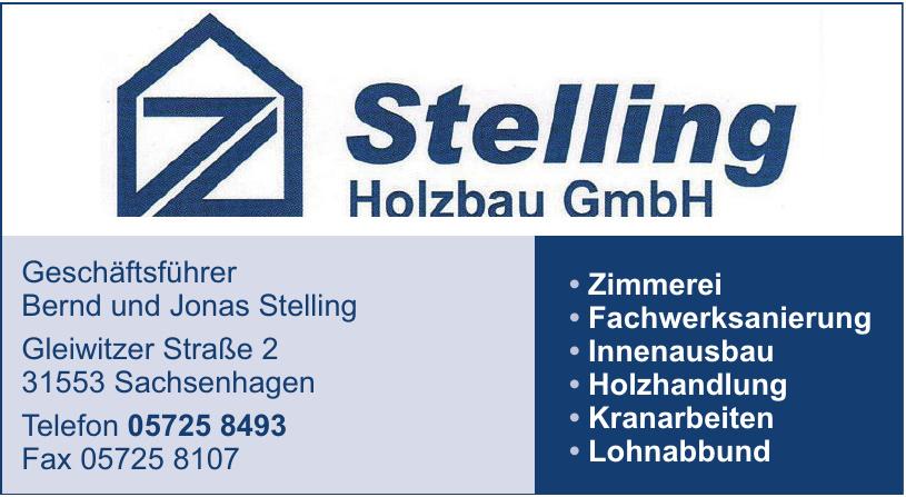 Stelling Holzbau GmbH