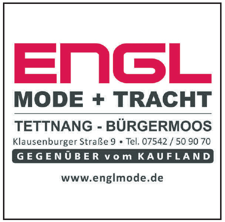 Engl Mode - Tracht