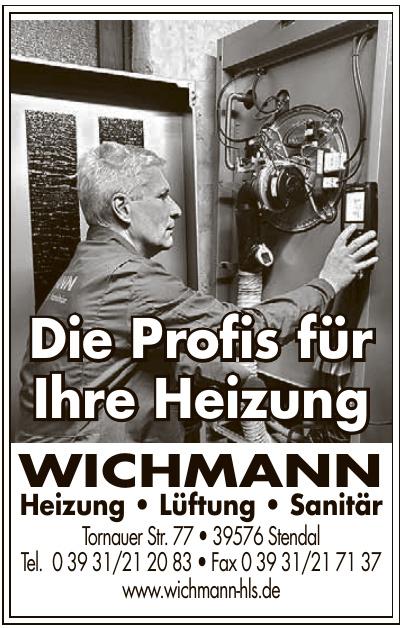 Wichmann Heizungs- und Lüftungsbau GmbH