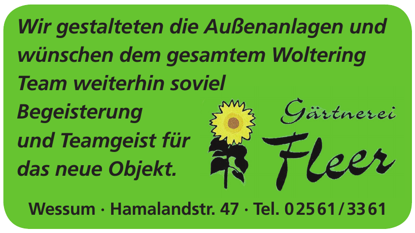 Gärtnerei Fleer