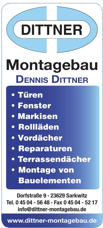Dittner Montagebau GbR