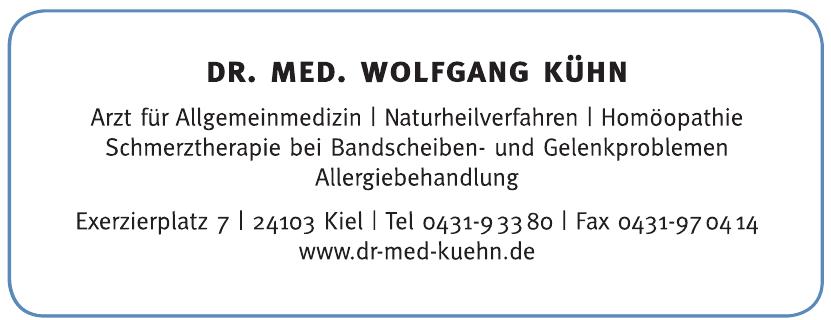 Dr. Med. Wolfgang Kühn