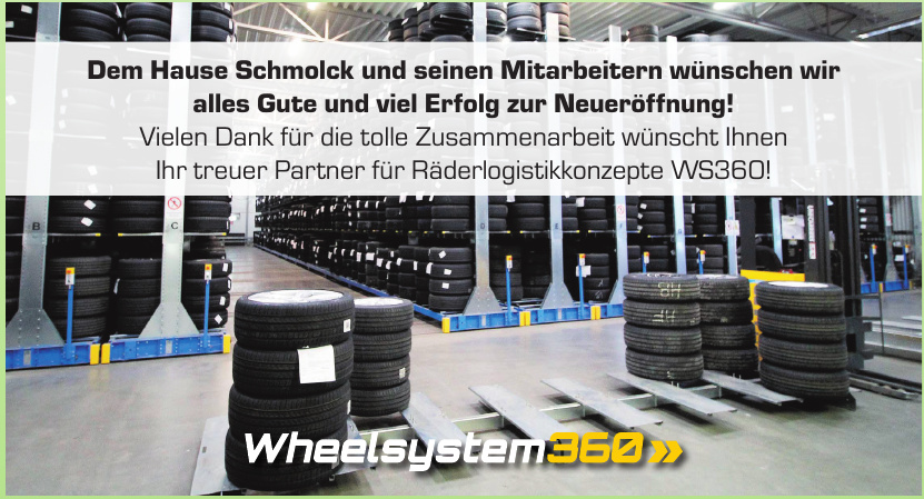 Wheelsystem 360