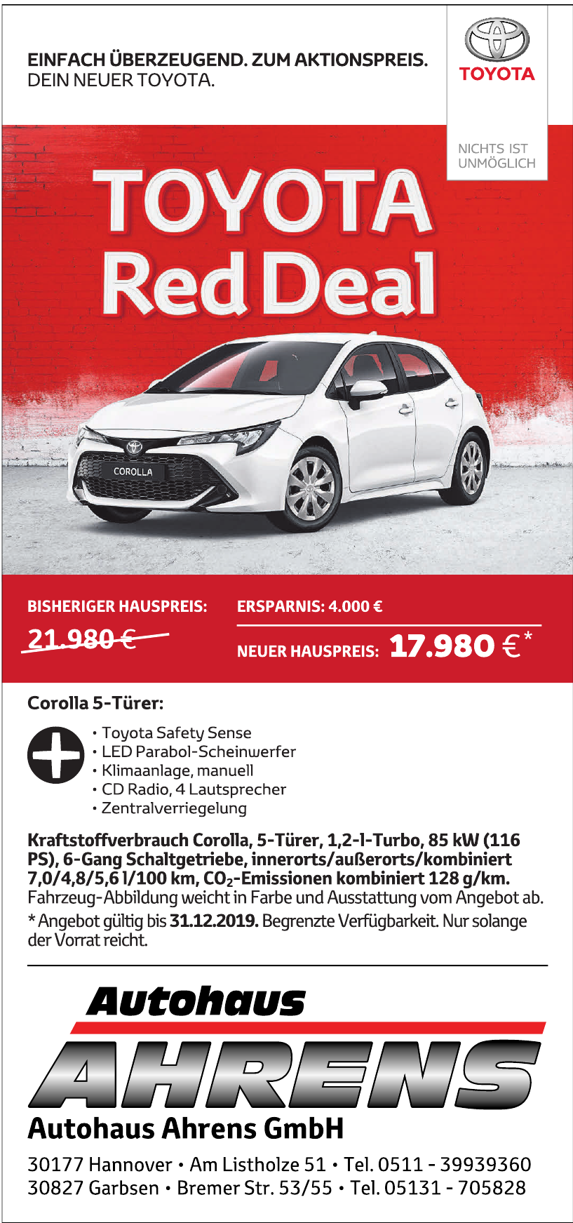 Autohaus Ahrens GmbH