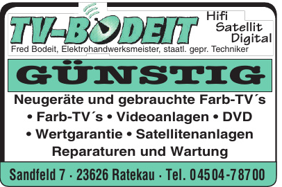 TV-Bodeit