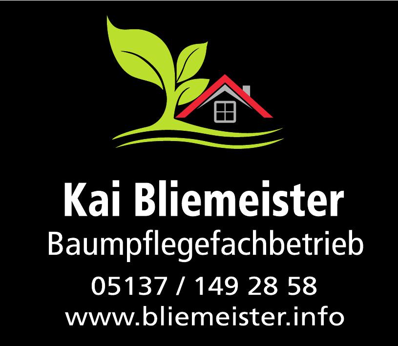 Kai Bliemeister Baumpflege und Baumfällung