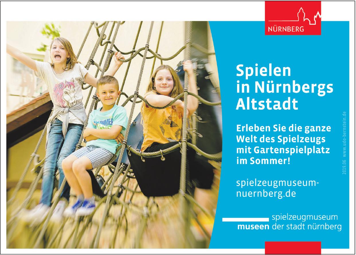 Spielzeugmuseum - Museen der Stadt Nürnbeg