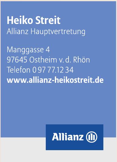 Heiko Streit Allianz Hauptvertretung