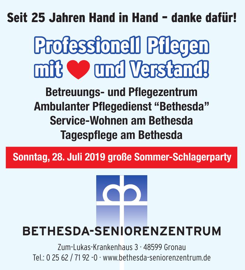 Bethesda-Seniorenzentrum GmbH