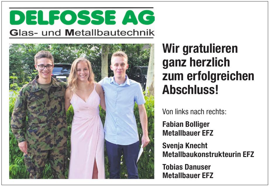 Deflosse AG Glas- und Metallbautechnik
