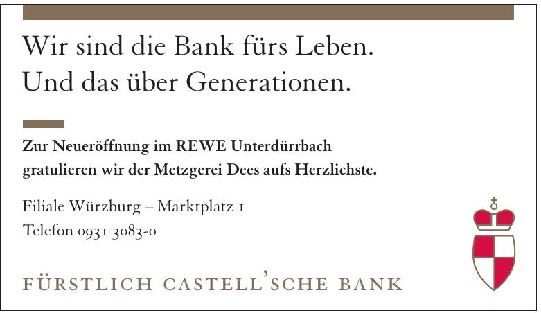 Fürstlich Castell´sche Bank