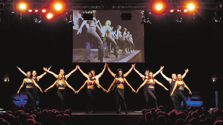 Dance Masters bringt den Irish-Stepptanz nach Norderstedt
