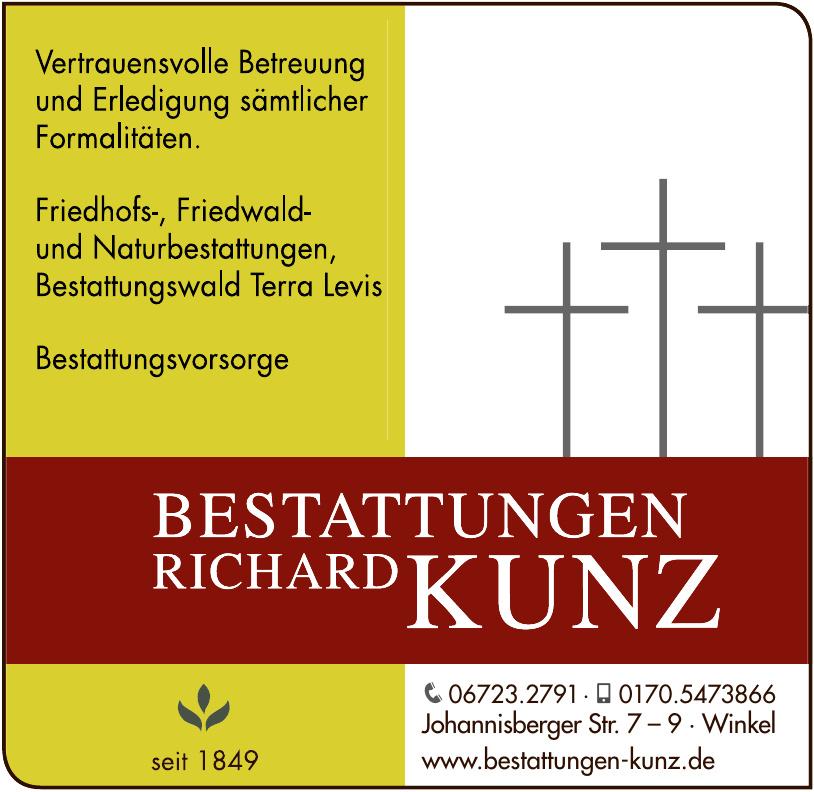 Bestattungen Richard Kunz