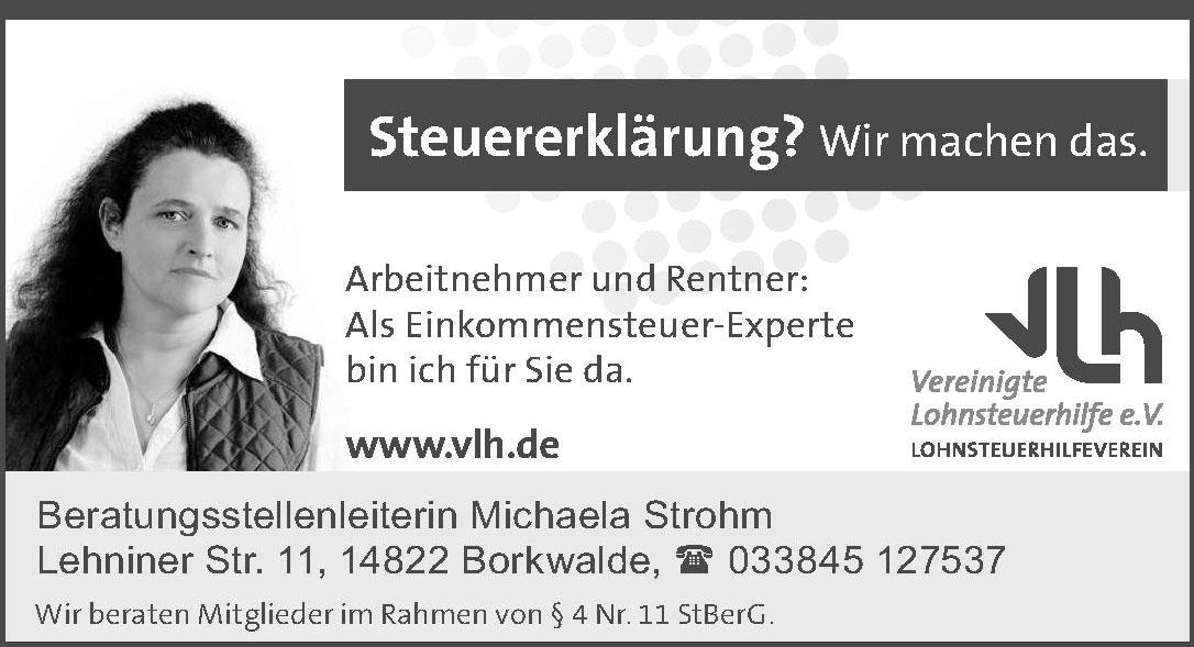 VLH - Michaela Strohm