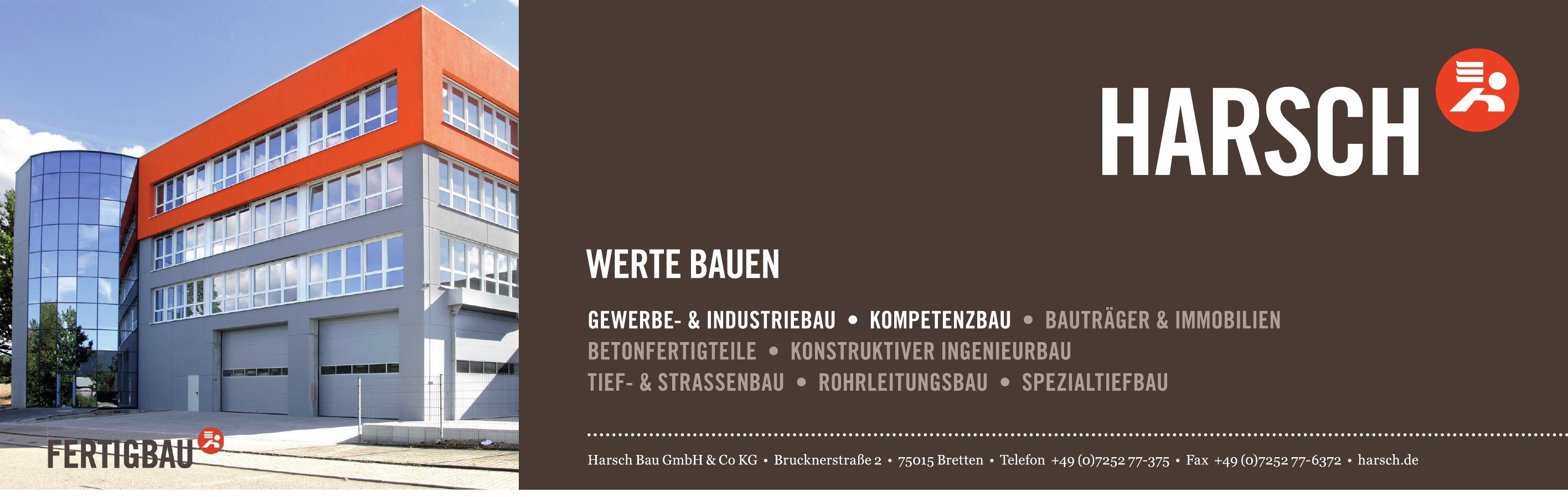 Harsch Bau GmbH & Co KG