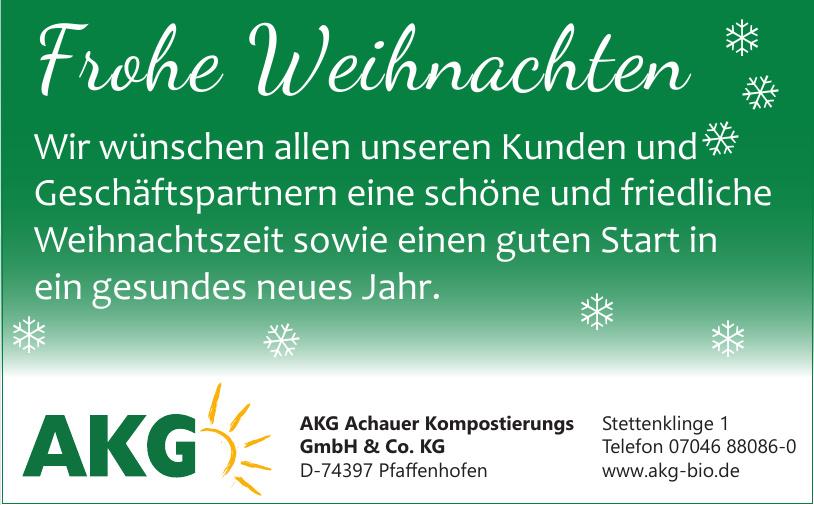 AKG Achauer Kompostierungs GmbH & Co. KG