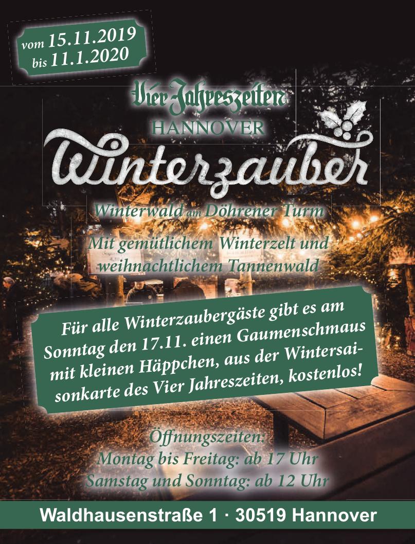 Winterzauber Hannover