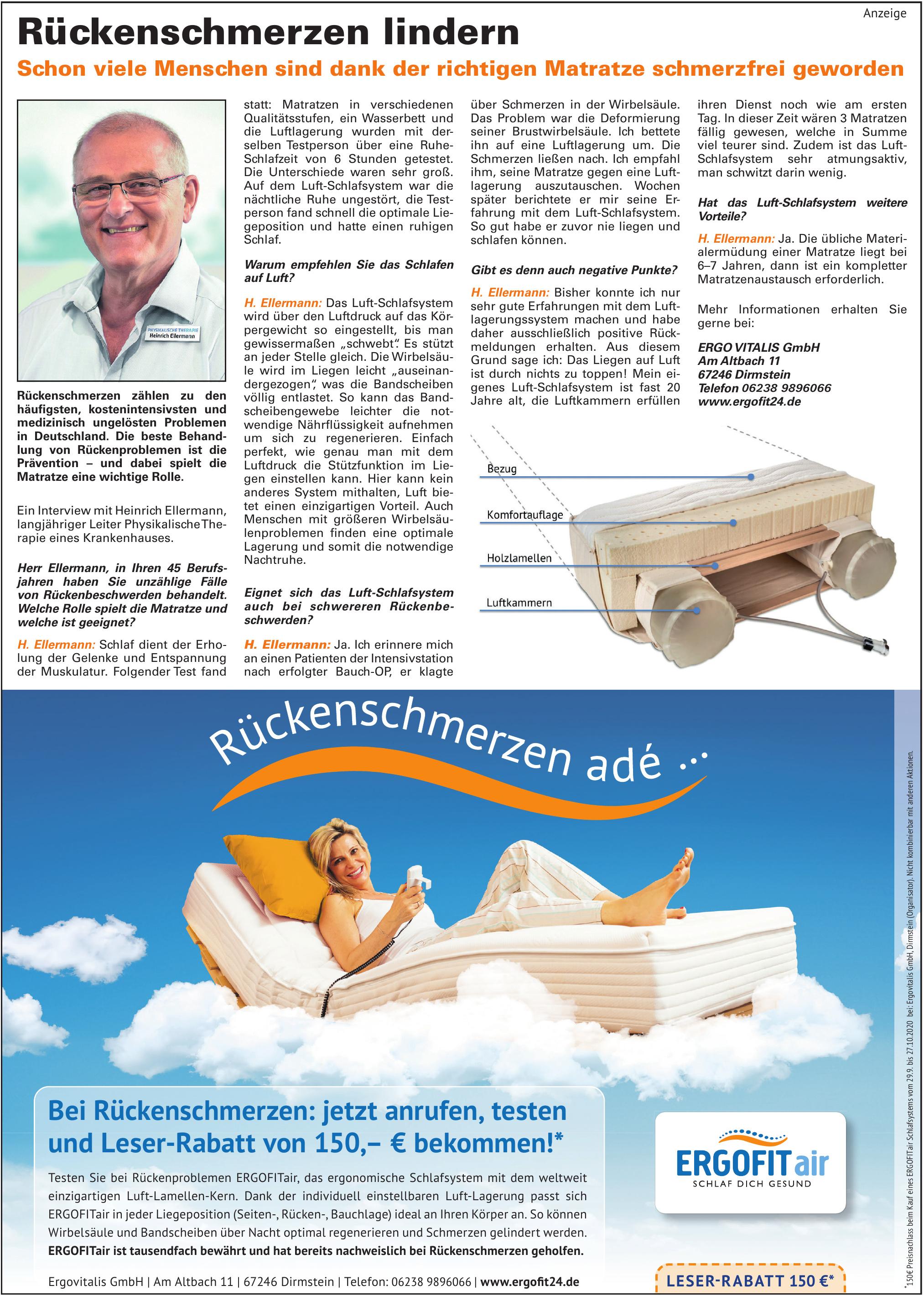 Ergovitalis GmbH