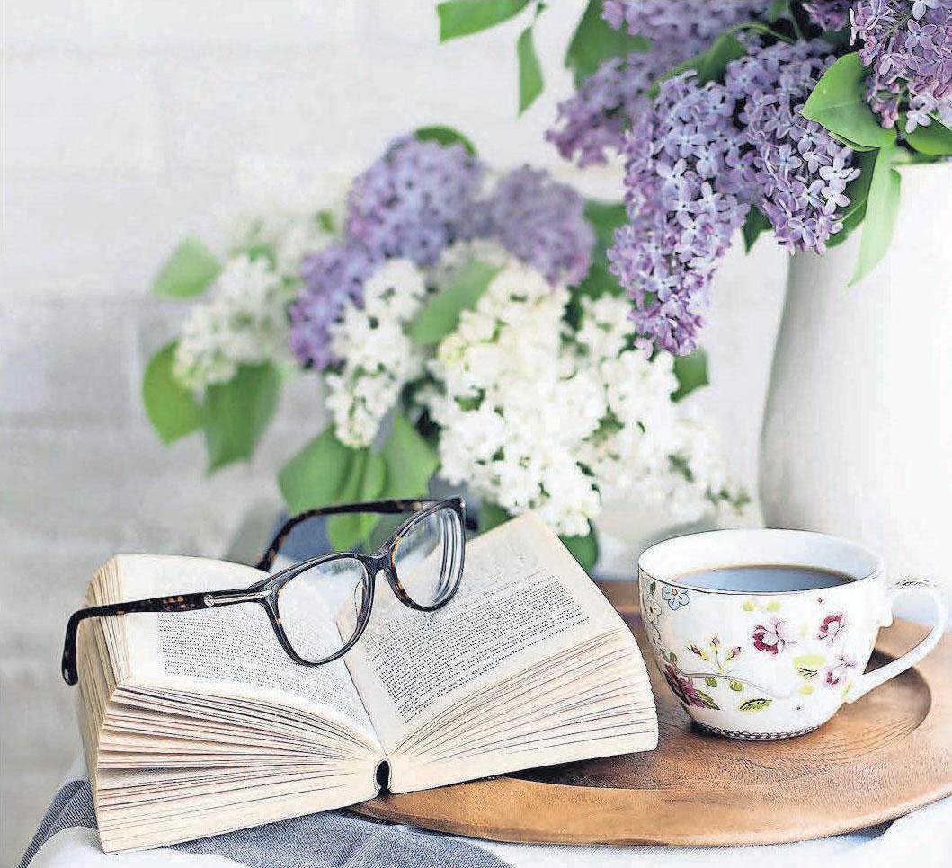 Nicht nur das Lesen eines guten Buches ist wie Urlaub für die Seele. Wenn die Temperaturen wieder steigen, bringt auch der Aufenthalt in der Natur Erholung. Foto: Pixabay