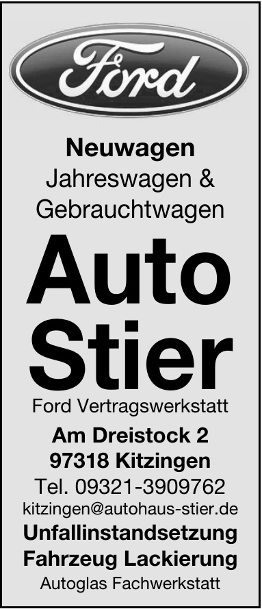 Auto Stier