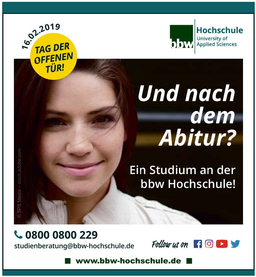 Hoschule University of Applied Sciences