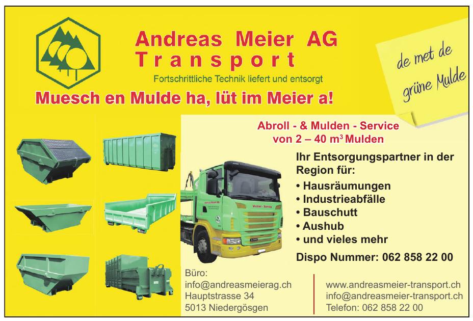 Andreas Meier AG