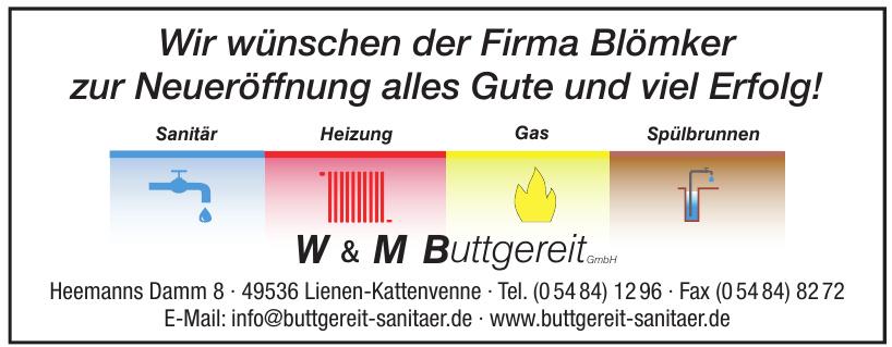 W&M Buttgereit GmbH