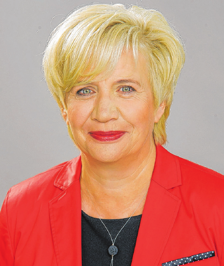 inRostock GmbH-Geschäftsführerin Petra Burmeister