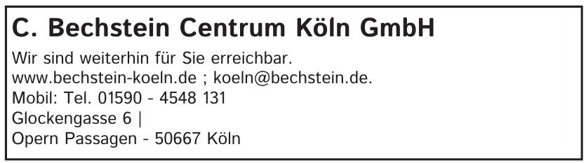 C. Bechstein Centrum Köln GmbH
