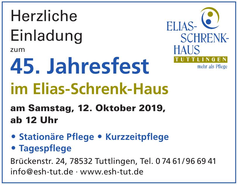 Elias-Schrenk-Haus Evangelisches Seniorenpflegeheim