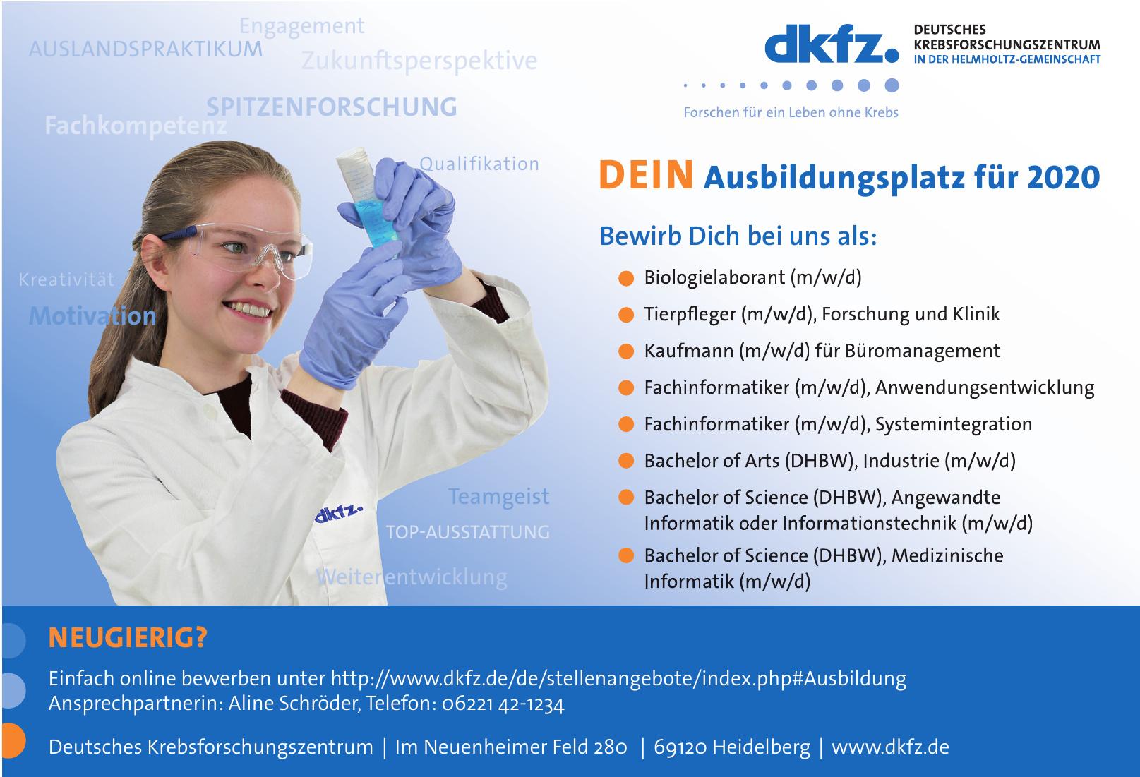 Deutsches Krebsforschungszentrum