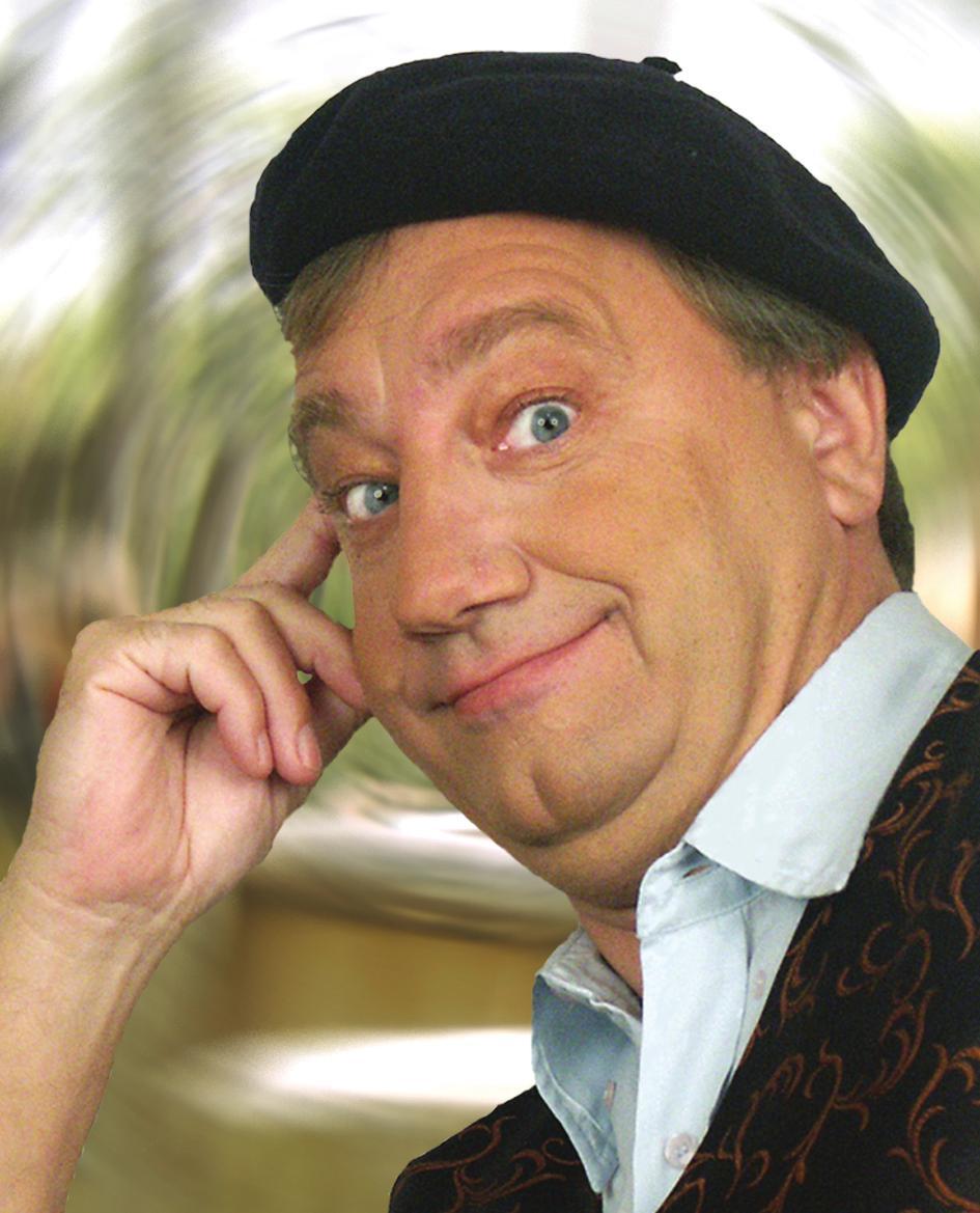 Blickt zurück: Kabarettist Detlef Schönauer. FOTO: FREI