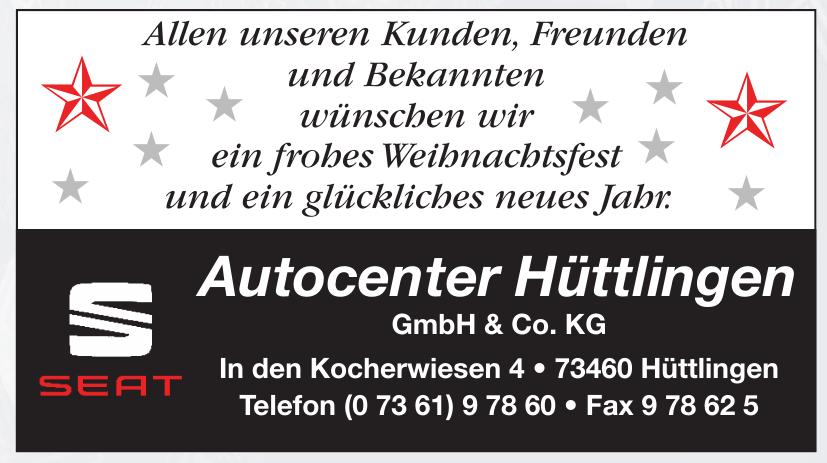 Autocenter Hüttlingen GmbH & Co. KG