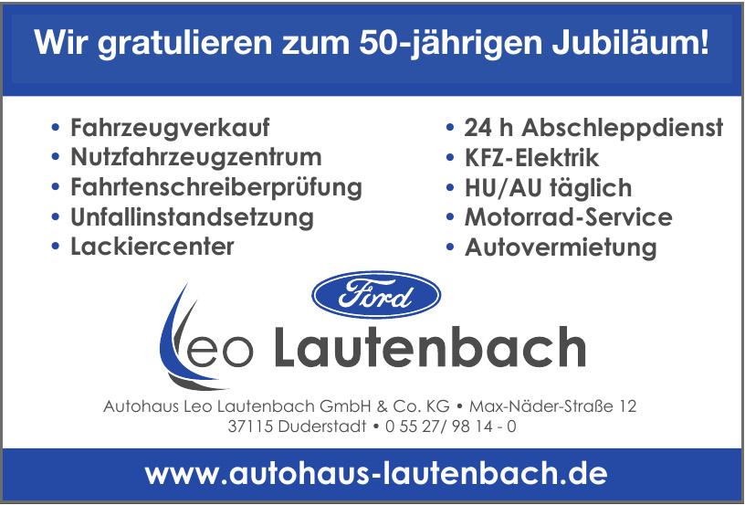 Autohaus Leo Lautenbach GmbH & Co. KG