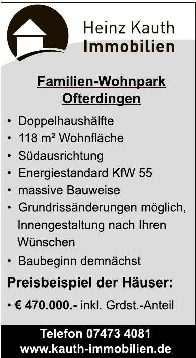 Heinz Kauth Immobilien