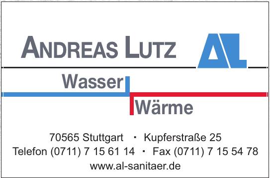 Andreas Lutz