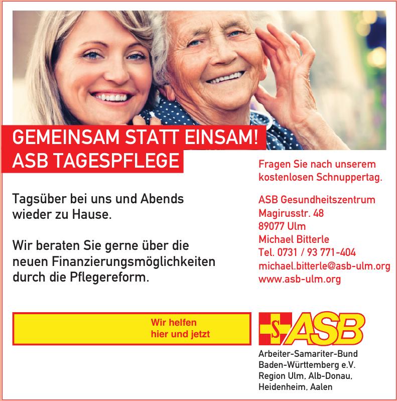 ASB Gesundheitszentrum