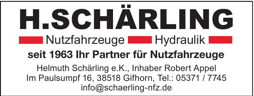 Helmuth Schärling e. K.