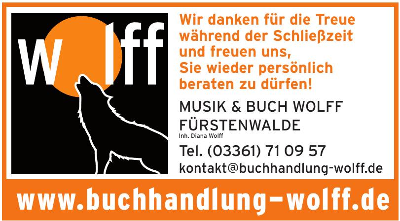 Musik & Buch Wolff Fürstenwalde