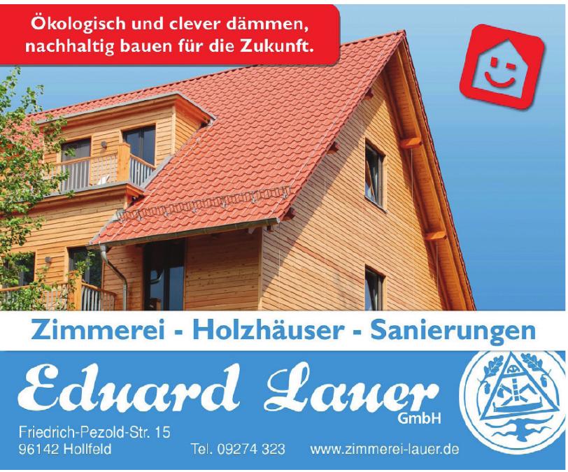 Eduard Lauer