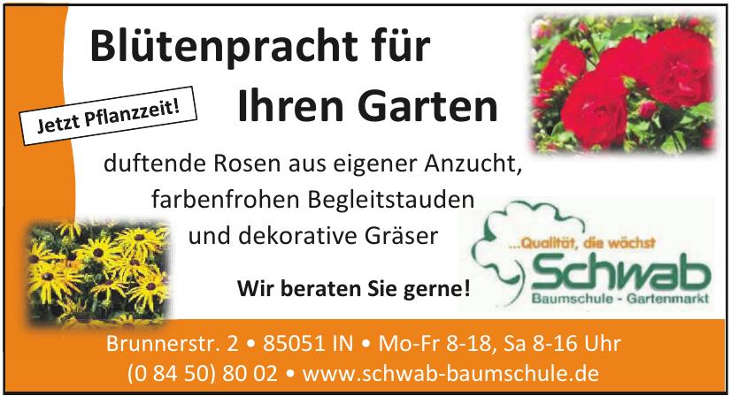 Schwab Baumschule - Gartenmarkt