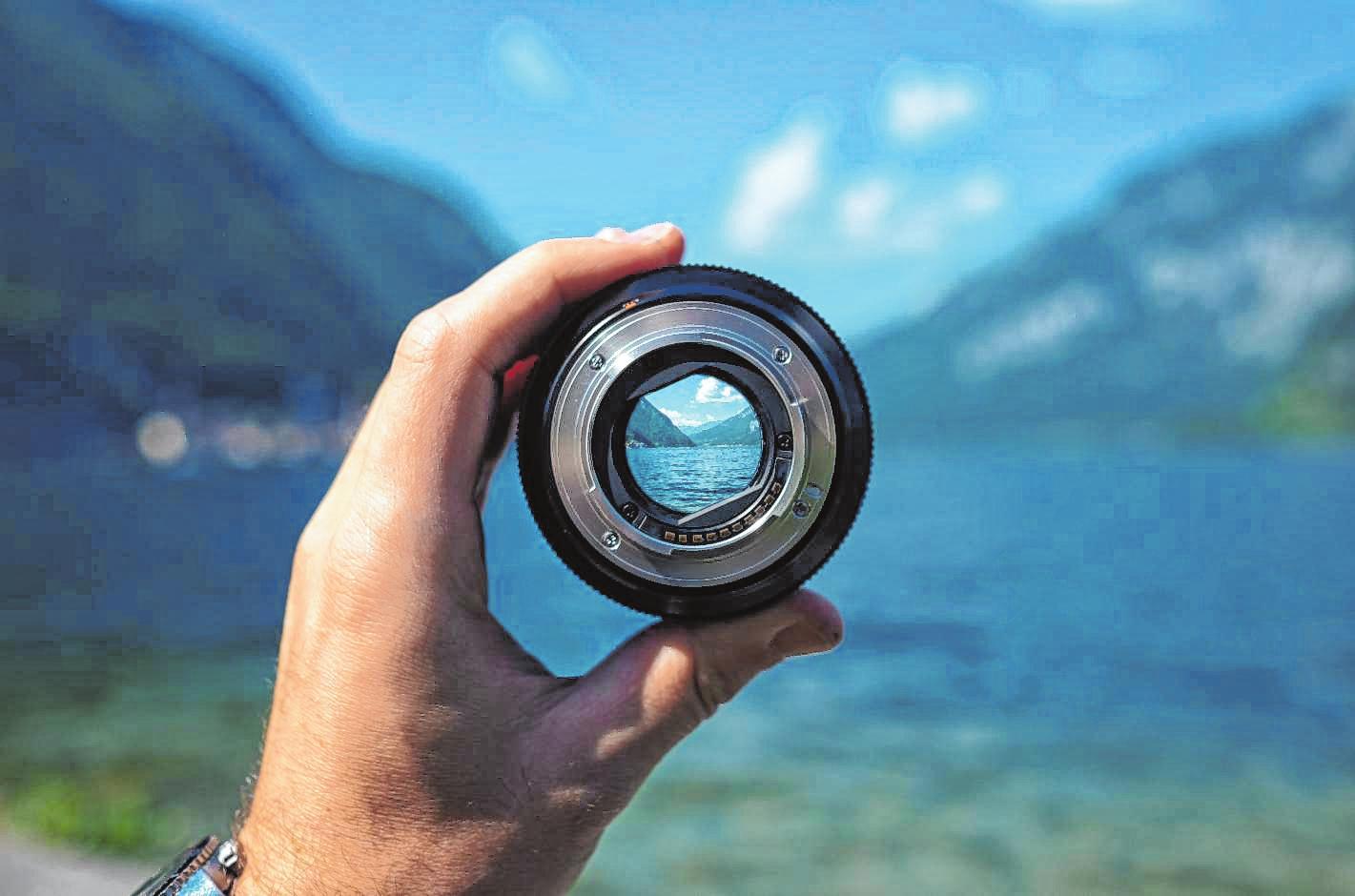 Die Natur im Fokus