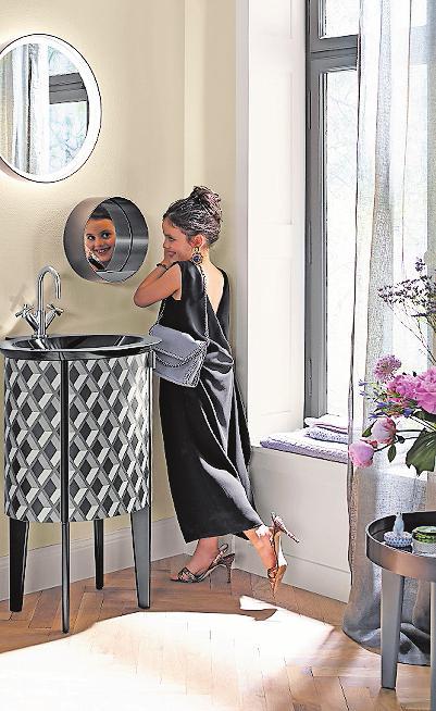 Mehr als ein Badezimmer: der Lieblingsort zum Entspannen. FOTO: DJD/TOPATEAM/BURGBAD