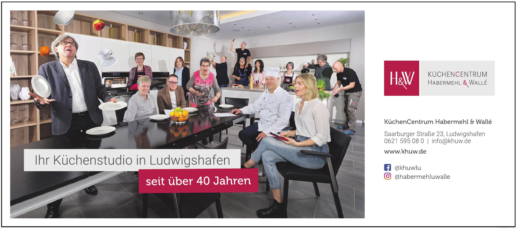 KüchenCentrum Habermehl & Wallé