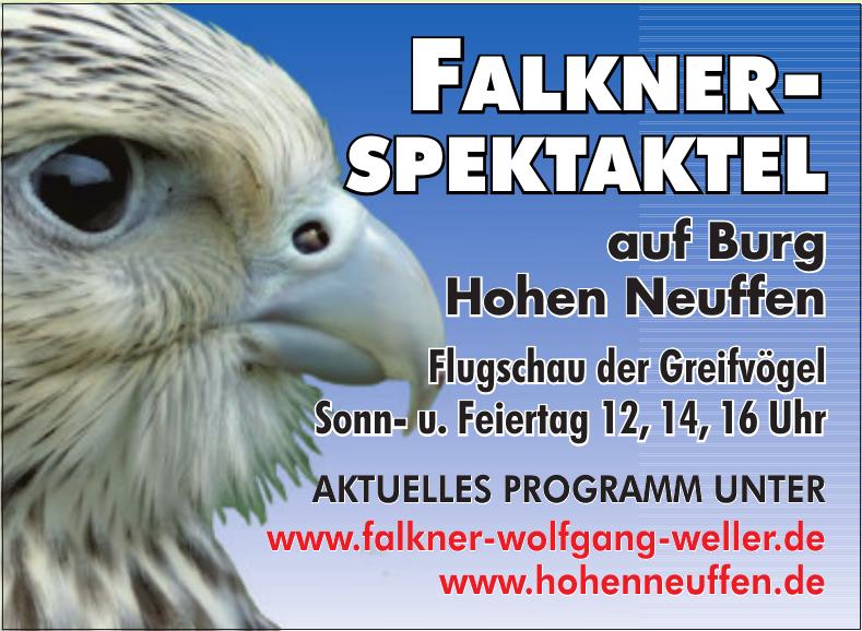 Falkner Wolfgang Weller