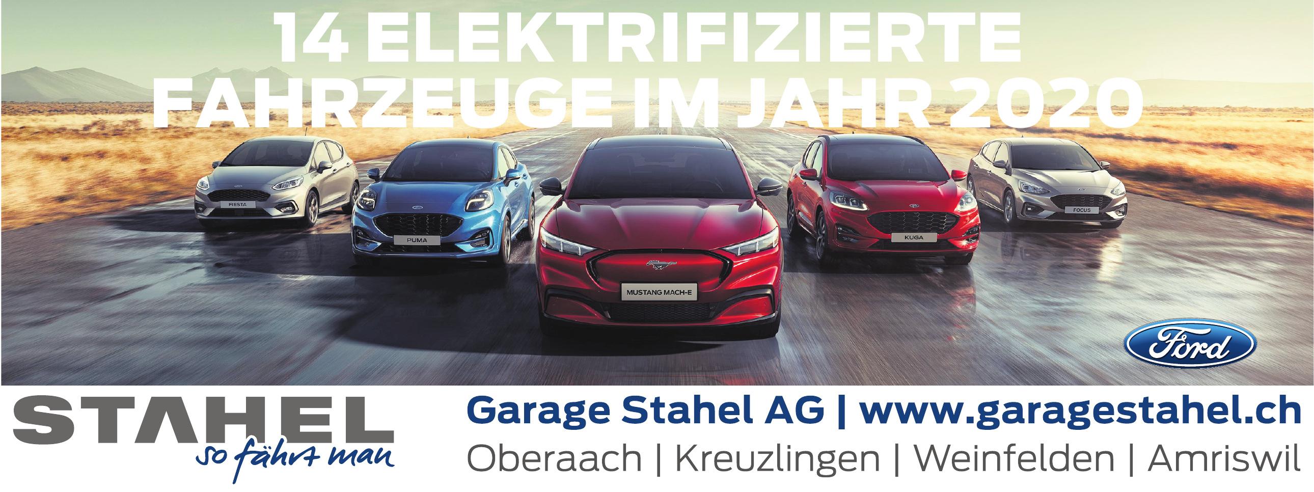 Garage Stahel AG