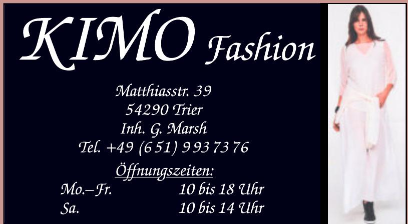 Kimo Fashion